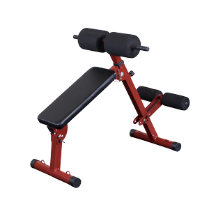 BFHYP10 - Best Fitness Ab Board Hyperextension
