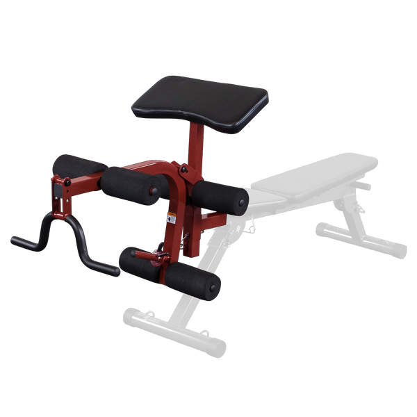 BFPL10 - Best Fitness Leg Developer & Preacher Curl Attachment