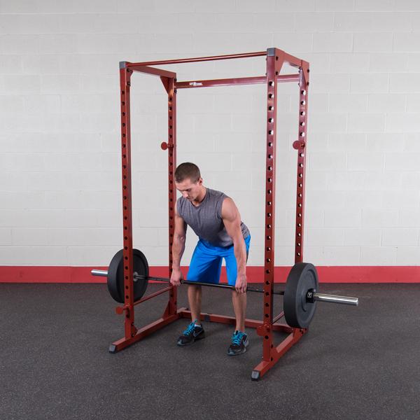 Bfpr100 Best Fitness Power Rack Body Solid Fitness