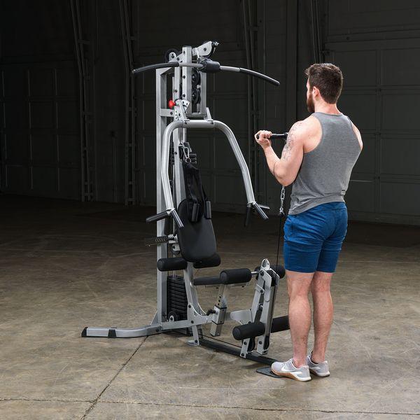 Bsg powerline bsg home gym body solid fitness