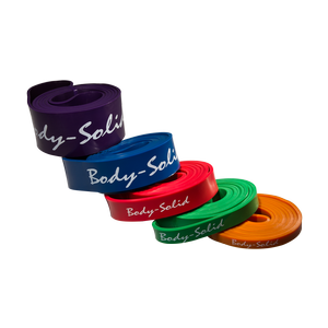 BSTB - Body-Solid Tools Resistance Bands