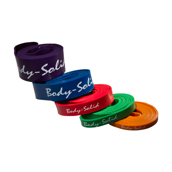 BSTB - Body-Solid Resistance Bands