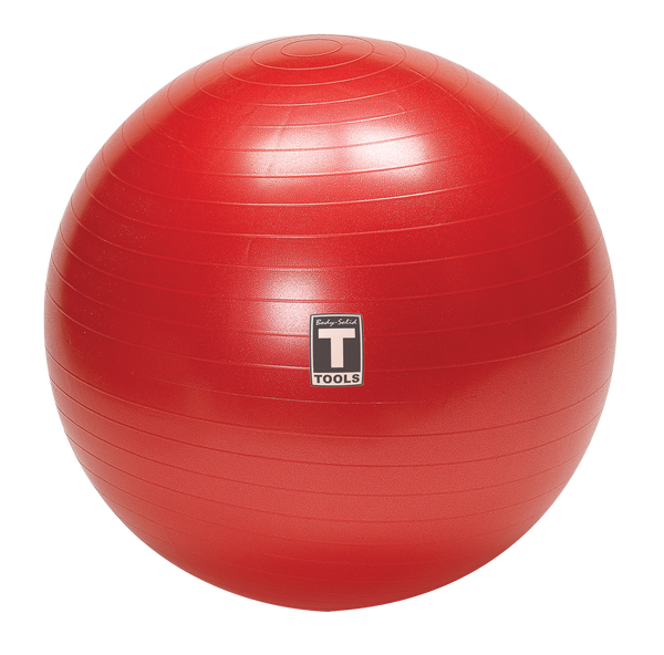 Stability Ball Manual: Stability Ball 65cm Red