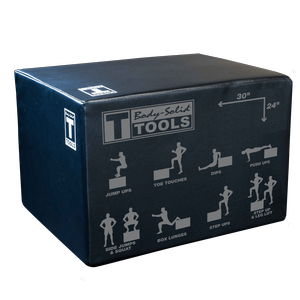 BSTSPBOX Soft-Sided Plyo Box