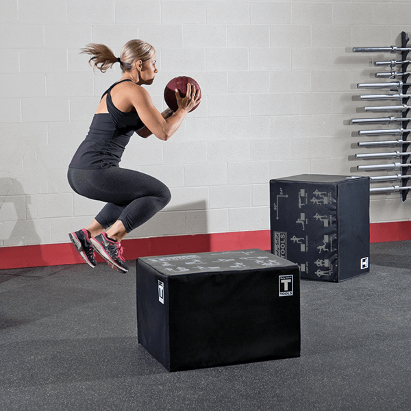 BSTSPBOX - Soft-Sided Plyo Box - Body-Solid