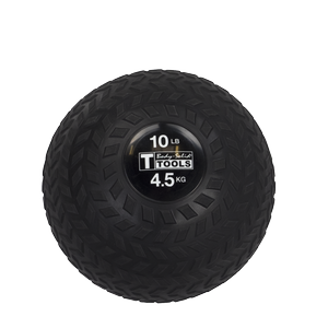 BSTTT10 - Body-Solid 10 lb. Tire-Tread Slam Ball