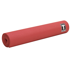 BSTYM5 - 5mm Red Body-Solid Tools Yoga Mat