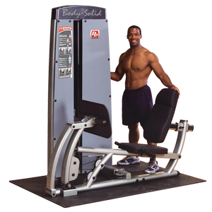 DCLP-SF Pro Dual Leg & Calf Press Machine