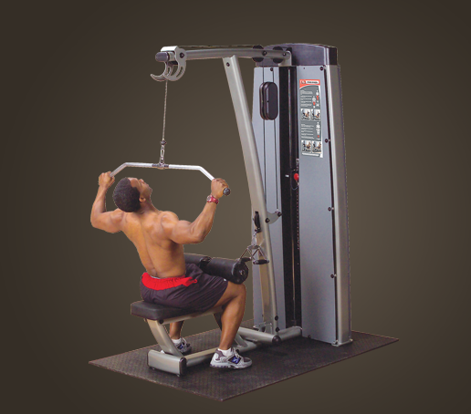 DLAT-SF - Pro Dual Lat & Mid Row Machine