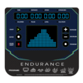 E300 - Endurance E300 Eliptical Trainer