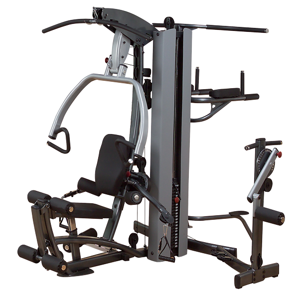F fusion personal trainer body solid fitness