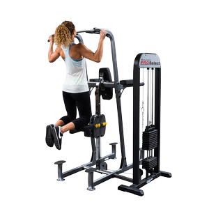 FCD-STK PRO-Select Weight Assisted Chin-Dip Machine