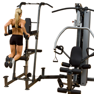 FCDWA FUSION Weight-Assisted Dip & Pull-Up Station
