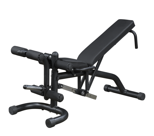 FID46 - Olympic Leverage Flat Incline Decline Bench
