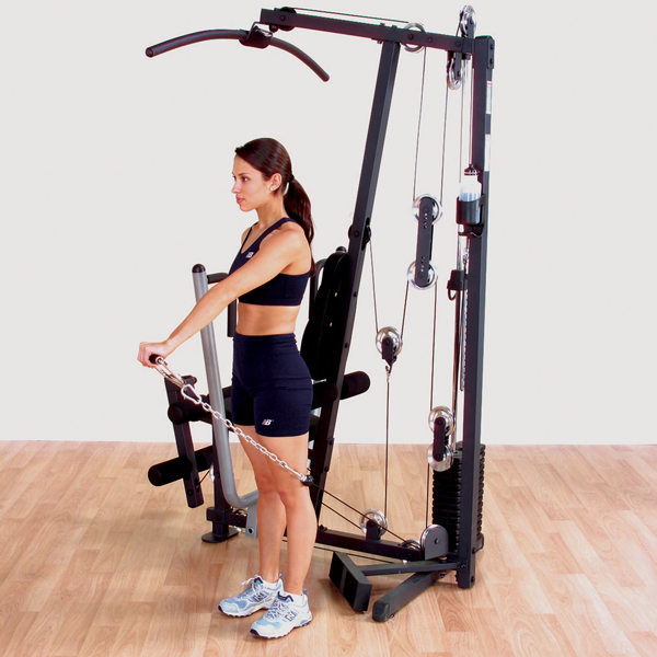 G1S - Body-Solid G1S Gym - Body-Solid Fitness
