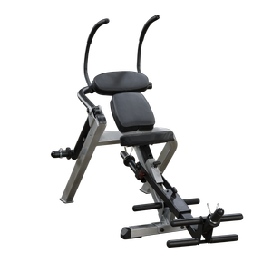 GAB300 Body-Solid Semi-Recumbent Ab Bench