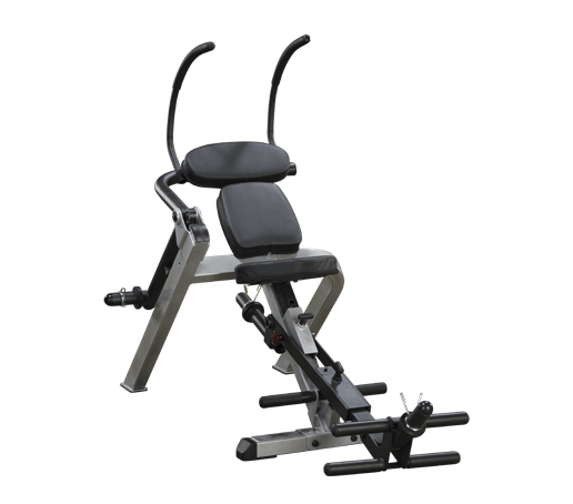 GAB300 - Body-Solid Semi-Recumbent Ab Bench