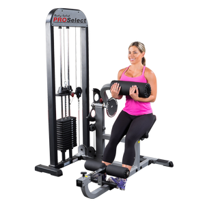 GCAB-STK - PRO-Select Ab & Back Machine