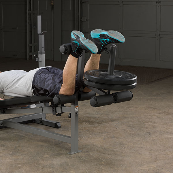 Gdib46l Body Solid Powercenter Combo Bench Body Solid