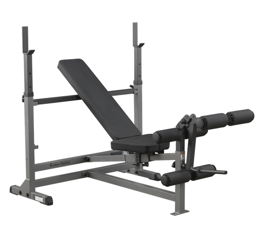 GDIB46L - Body-Solid PowerCenter Combo Bench