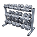 w/ optional Hex Dumbells