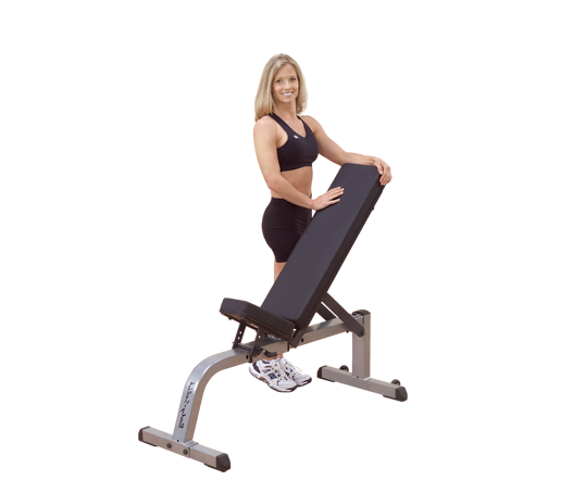 GFI2I - Body-Solid Heavy Duty Flat Incline Bench