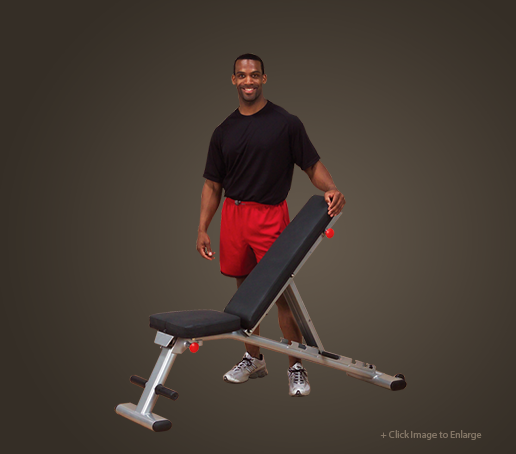 GFID225 - Body-Solid Folding Multi-Bench