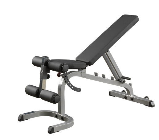 Gfid31 Body Solid Flat Incline Decline Bench Body