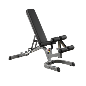 GFID71 Body-Solid Heavy Duty Flat Incline Decline Bench