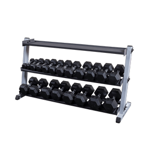 GKRT6 Body-Solid Pro Dumbbell Rack