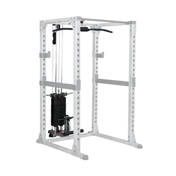 Gla378 Lat Attachment For Pro Power Rack Body Solid