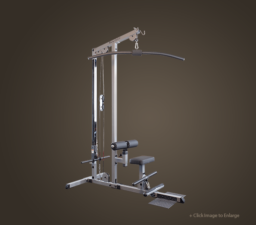 GLM83 - Body-Solid Pro Lat Machine