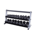 GDR60 w/ optional GMRT6 Medicine ball shelf
