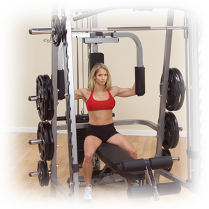 GPA3 - Pec Dec Station for Series 7 Smith Machine