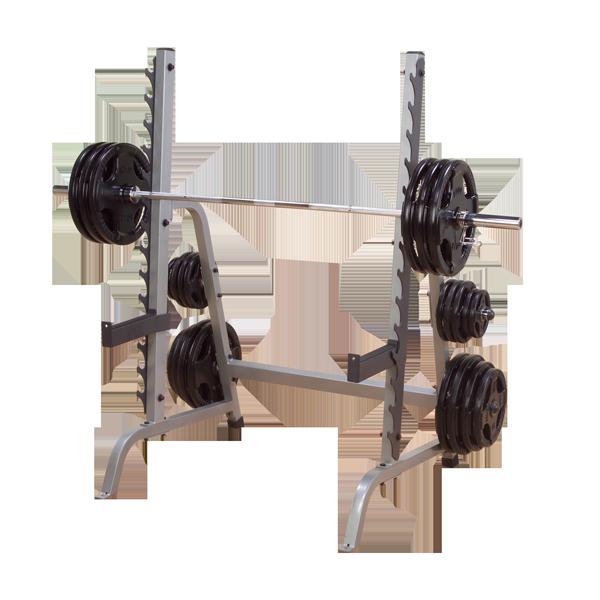 Gpr370 Body Solid Multi Press Rack Body Solid Fitness