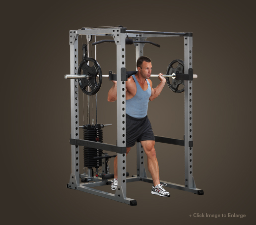 GPR378 - Body-Solid Pro Power Rack