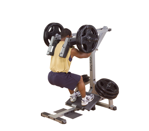 GSCL360 - Body-Solid Leverage Squat Calf Machine