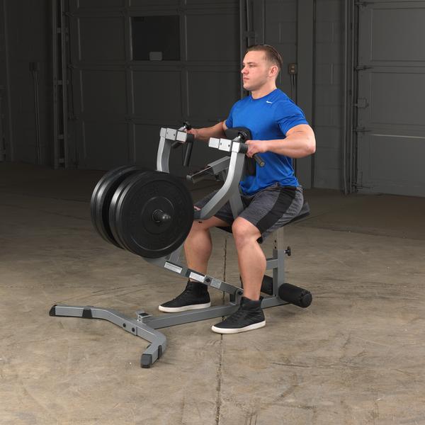 Bowflex Revolution Seated Lat Row: Body-Solid Seated Row Machine