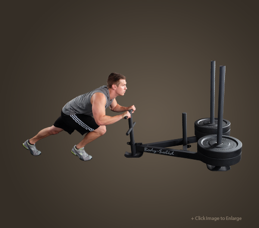 GWS100 - Weight Sled