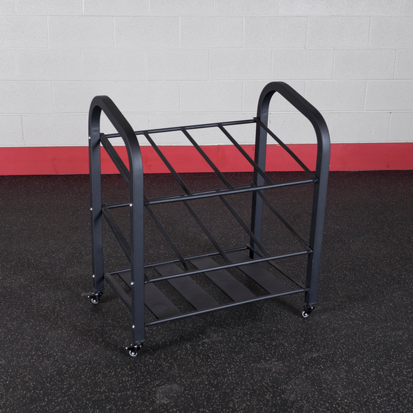 The Body Solid Gyr500 Roller Mat Storage Cart Is A High Quality Solution For Yoga Mats And Foam Rollers Ideal Home Small Studio Or Commercial