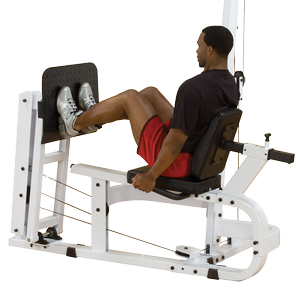 LP40S Leg Press Option for EXM4000S