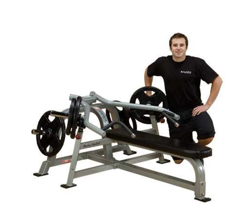 Lvbp Leverage Bench Press Body Solid Fitness