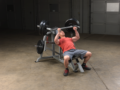 LVIP - Leverage Incline Bench Press