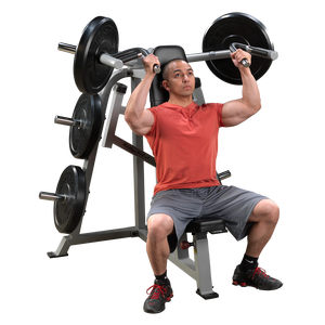LVSP Leverage Shoulder Press