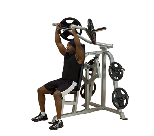 LVSP - Leverage Shoulder Press