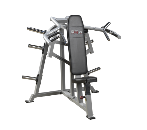 Lvsp Leverage Shoulder Press Body Solid Fitness