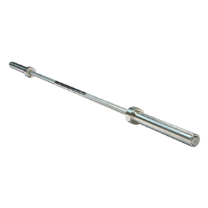 OB86PB - 7 ft. Olympic Power Bar (bronze)