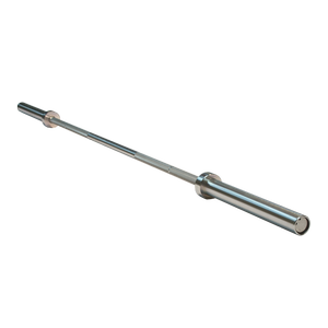 OB86PBG - 7 ft. Olympic Power Bar (gold)