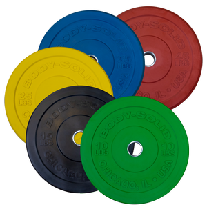 OBPXC - Chicago Extreme Colored Bumper Plates