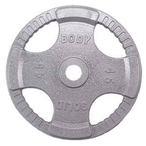 OPT45 Steel Grip Olympic Plates
